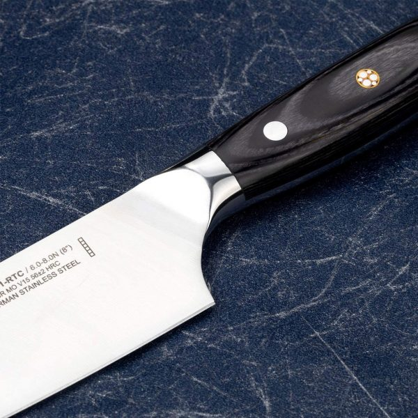 Cubikook Chef Knife 8 Inch German Stainless Steel Blade